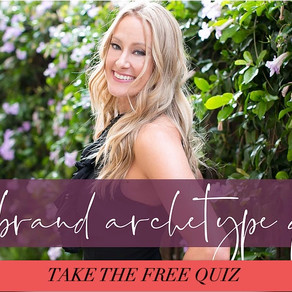 🎉 fun quiz alert 🎉 what's your brand archetype?