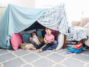 Staying at Home: 7 Interactive Activities for Kids