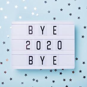 bye, bye 2020 :)