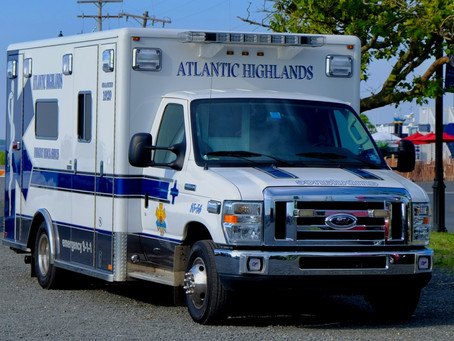 ATLANTIC HIGHLANDS FIRST AID & SAFETY SQUAD TO HOST VIRTUAL VOLUNTEER INFO SESSION ON MARCH 24, 7PM