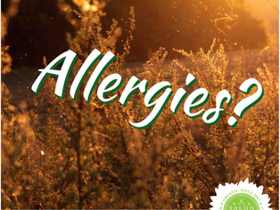 Don't let allergies hold you back