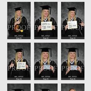 Grad Photo Time