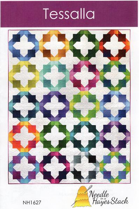 Tessalla Quilt Pattern