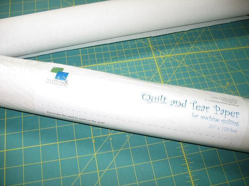 Quilt & Tear Paper