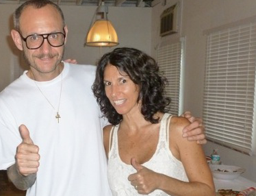 with Terry Richardson