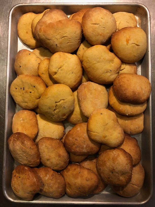 Butternut home made bread