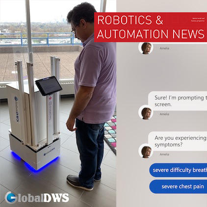 IPsoft and GlobalDWS launch service robot powered by Amelia