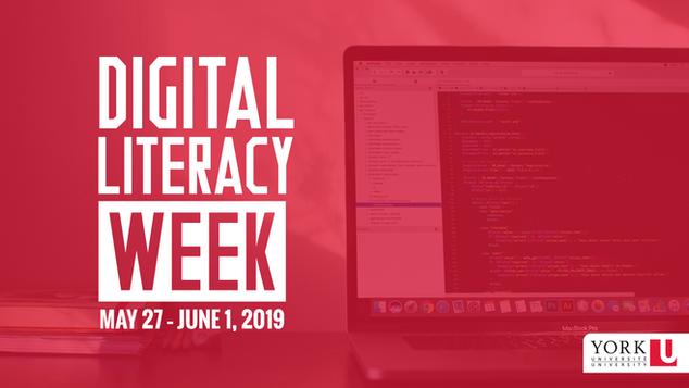 Digital Literacy Week