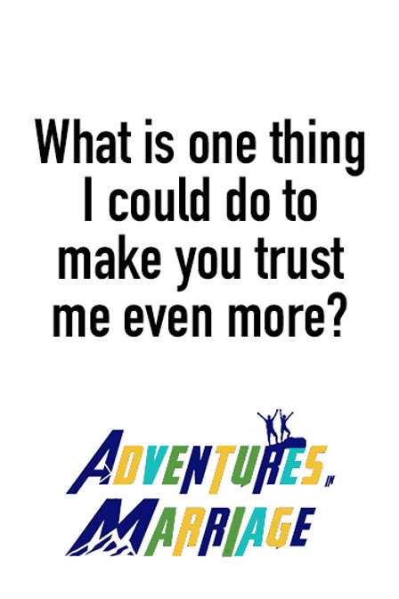 Adventures in Marriage - Deck of Questions