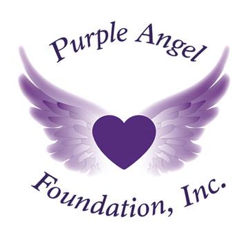 Purple Angel Logo