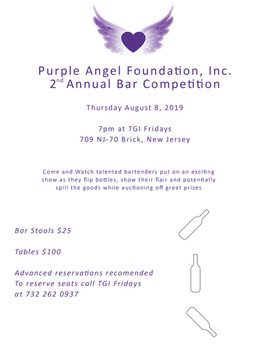 Bar Competition Flyer