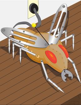 Mechanical Bug