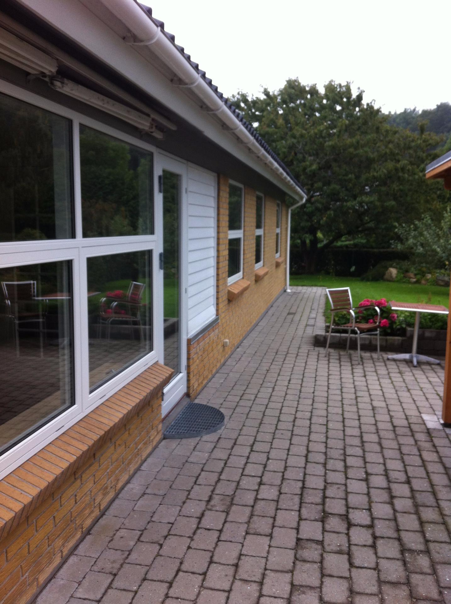 Nye vinduer i 70'er hus