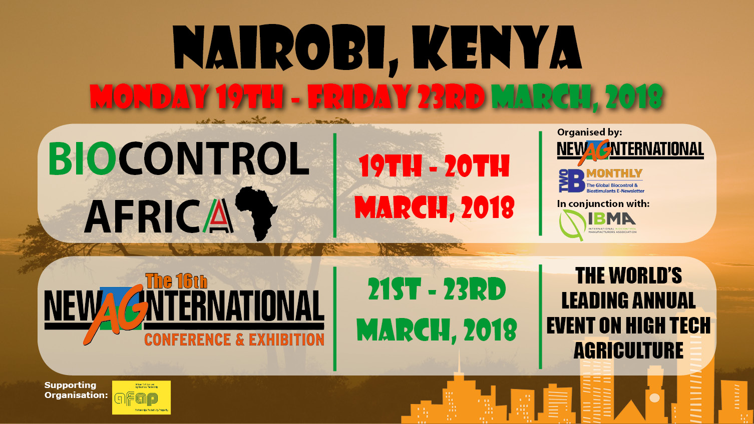 New Ag International Conference