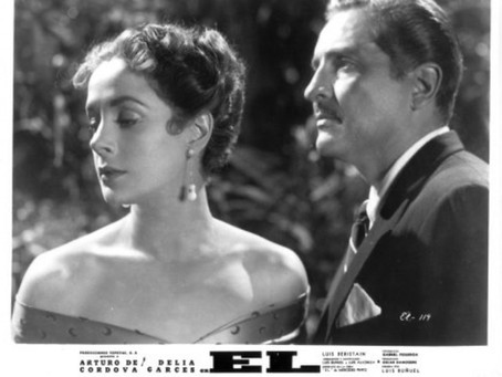 """Película """"Él"""", de Luis Buñuel del año 1953, ¿será un tema actual?"""