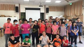 感謝蕭俊正老師帶領~加賀谷宮本音樂照顧課程
