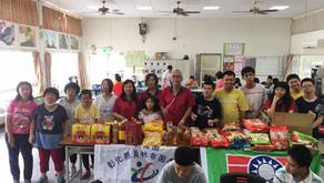 救國團員林市團委會✨ 員林代天府五府千歲捐贈愛心物資