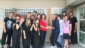 感謝劉惠娟議員😇 及歡喜心美髮團隊美髮師們義剪及捐款