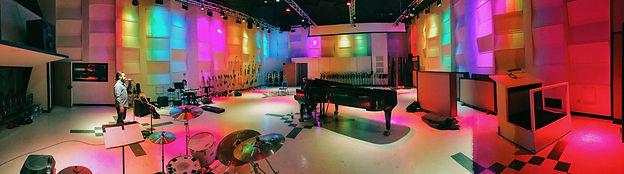 Main studio at East West Studios