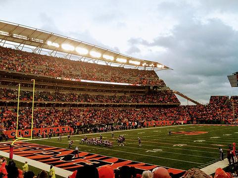 Cincinnati Bengals game