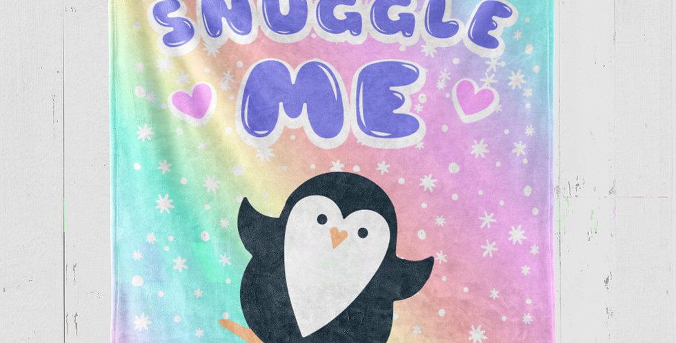 'SNUGGLE ME' PLUSH MINKY BLANKET
