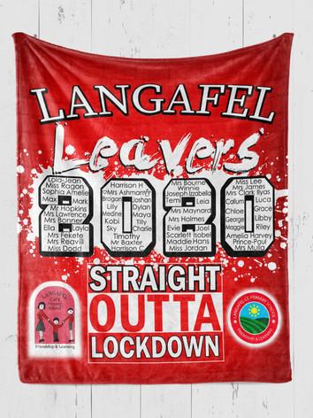 Langafel 2020 School Leavers Double Down