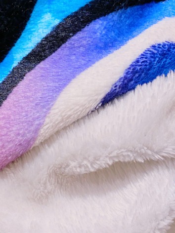 Double Down Blankets Coral Fleece