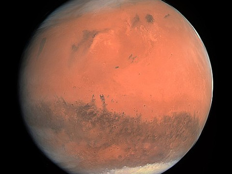 Martians Sending Probe To Earth To Find Out Where All The Junk Comes From