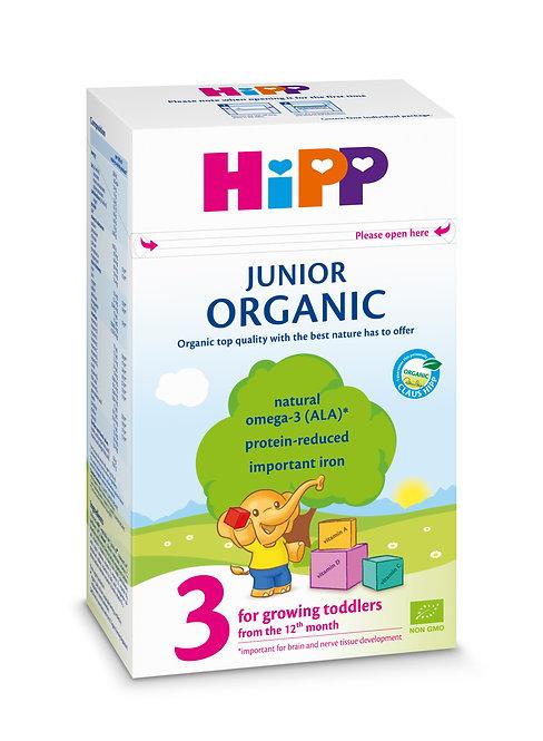 HiPP Growing Up Milk Stage 3 500g