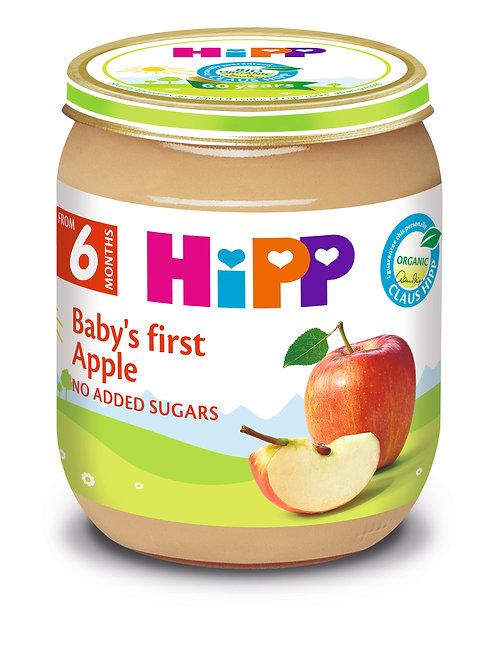 Organic Baby's First Apple 125g