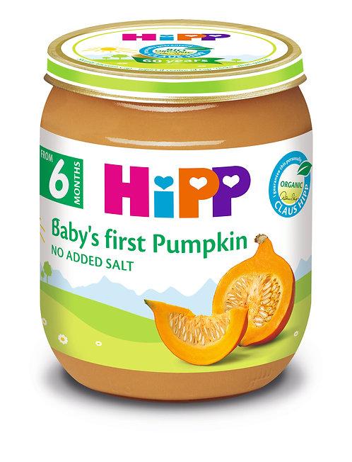 Organic Baby's First Pumpkin