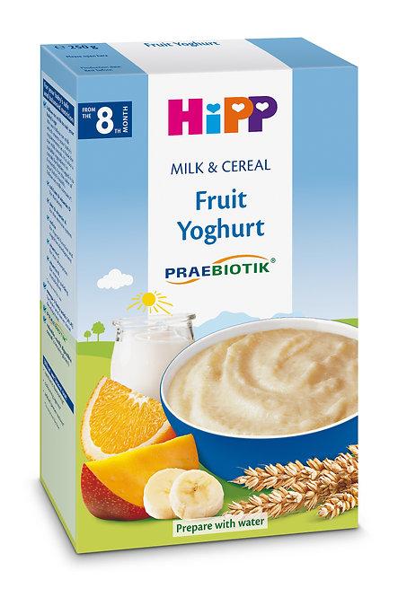 PRAEBIOTIK® Milk Pap Fruit Yoghurt 250g