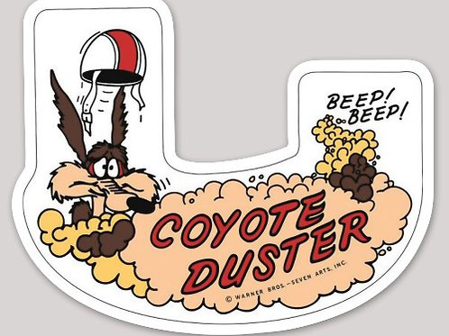 Wile E Coyote Plymouth Looney Tunes