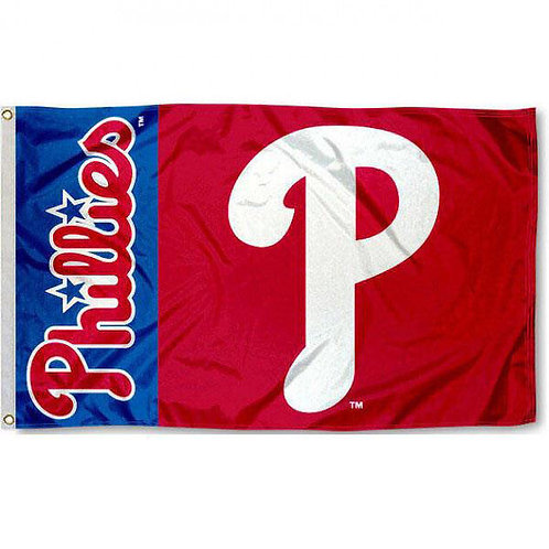 Philadelphia Phillies Tailgating Flag
