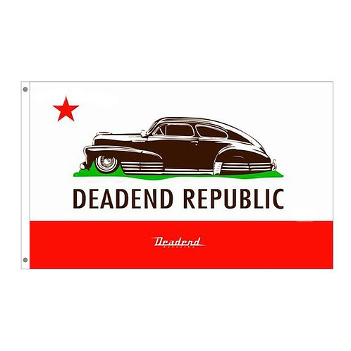 Deadend Republic Tailgating Flag