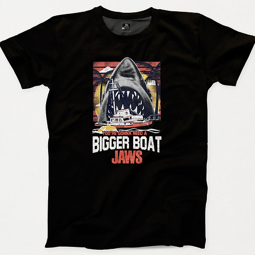 Jaws - You're Gonna Need a Bigger Boat T-Shirt