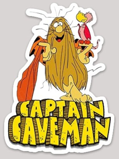 Captain Caveman Looney Tunes