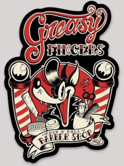 Greasy Fingers Rock & Roll Barbers