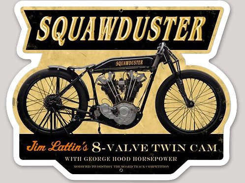 Squawduster Motorbike