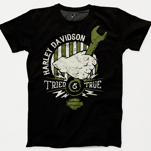 Harley Davidson Tried & True T-Shirt