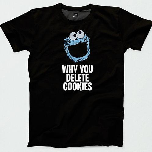 Sesame Street Cookie Monster T-Shirt
