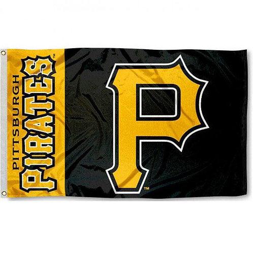 Pittsburgh Pirates Tailgating Flag