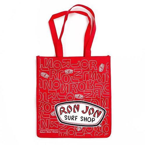 Ron Jon Red Reusable Bag