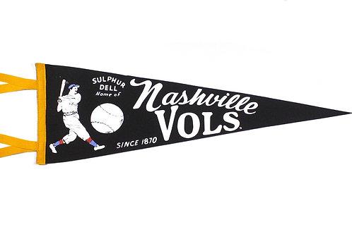 Nashville Vols Oxford Pennant