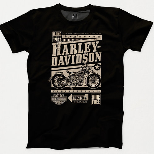 Harley Davidson Trusted & Reliable T-Shirt