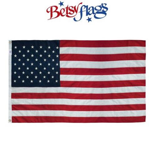 Betsy Window Stars & Stripes USA Flag