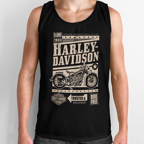 Harley Davidson Trusted & Reliable Tank Top