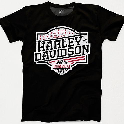 Harley Davidson Patriot T-Shirt