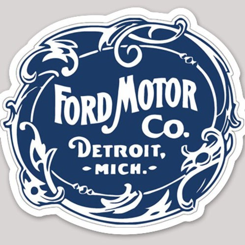 Ford Motor Co. Detroit