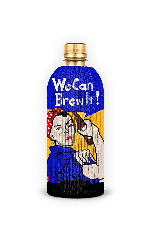 We Can Brew It! Freaker Koozie